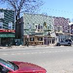 les vieux magasins