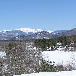 les montagnes blanches