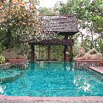 Residence pool near Lana Thai Villa