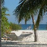 Mirihi beach 1