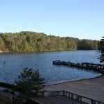 Unicoi State Park-  Lake and Beach
