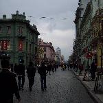 main street Harbin (car free)