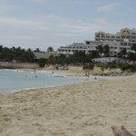 This is Maho Beach