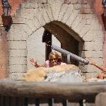 Ausflug nach Italia in Miniatura (Wasserspiele für die Kinder)