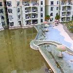 The so call Lake and the Pool!
