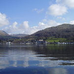 View from Lake Windermere