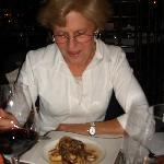 portobello and scallop appetizer