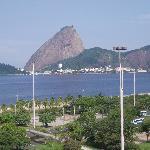 View from Hotel Novo Mundo - 12th Floor