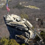Chimney Rock overview