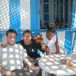 Dario,Kamel,Amine
