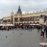 The Main Square Krakow