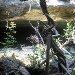 Lucayan National Park - cave tour