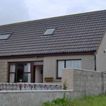 exterior of Lindisfarne Self Catering