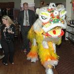 Chinese New Year at Barclay's