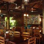 Restaurant at main area