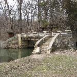 Old Stone Bridge - in the Park