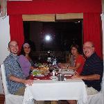 Rumbo90-Cenando