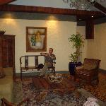 Sitting area Hotel 1915