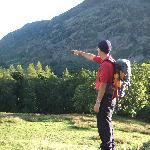 Start of walk,St Sunday Crag.Cumbria.