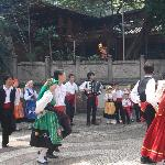 portuguese dance at a-ma temple