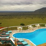 voi lodge we booked this trip on the beach
