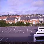 View of Raheen Houses from