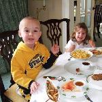 Kids Room Service