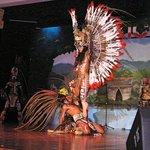 Le spectacle México prehispanico