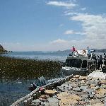 Hafen in Suasi
