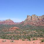 view from bell rock