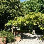 le jardin la tonnelle