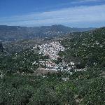 The view from La Casa del Viento