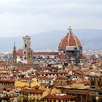 Florence- about an hour away.