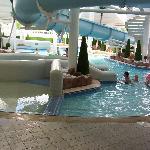 The Merton indoor pool
