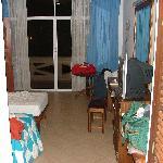 mein Doppelzimmer