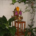 Buddhist Prayer Corner
