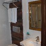 Bathroom - Sink & Toilet