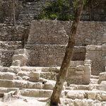 El Dante 3rd level, El Mirador complex