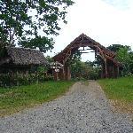 Playa Escondida Entrance