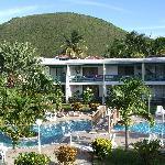Sugar Bay Club - View from balcony