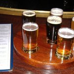 6 beer sampler