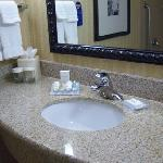 Bathroom Sink - Neutrogena Products