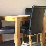Styly furniture - leather and oak?