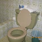 70s bathroom