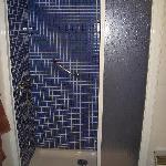 Kaputte Dusche