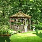 Gazebo at Wedgewood Inn