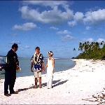 Wedding on Motu Maina