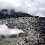 nearby Poas volcano