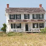 Keeper's Quarters at Cape Lookout