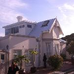 La casa por fuera